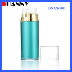 DNAS-508 Dual Chamber Airless Pump Bottle Container