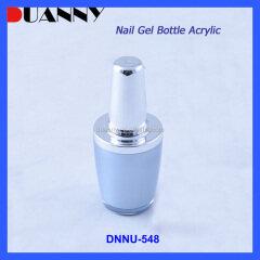 DNNU-548 Plastic Bottle With Wood Brush Cap