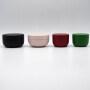 wholesale unique design creative PP 120g 200g 250ml 300g 500g lotion matte pink black cream container cosmetic cream bowl jar