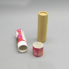 High Quality Paper Lipstick Tube Paper Packaging