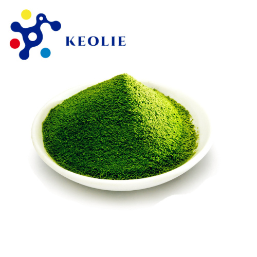 Certified Green tea matcha organic