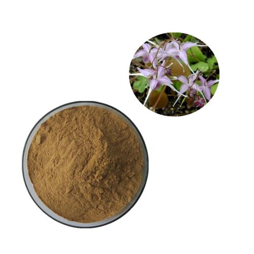 Factory Direct Supply Pant ExtractHoney  Weed Extract/ icariin 50% 60% 80% 98% Epimedium extract
