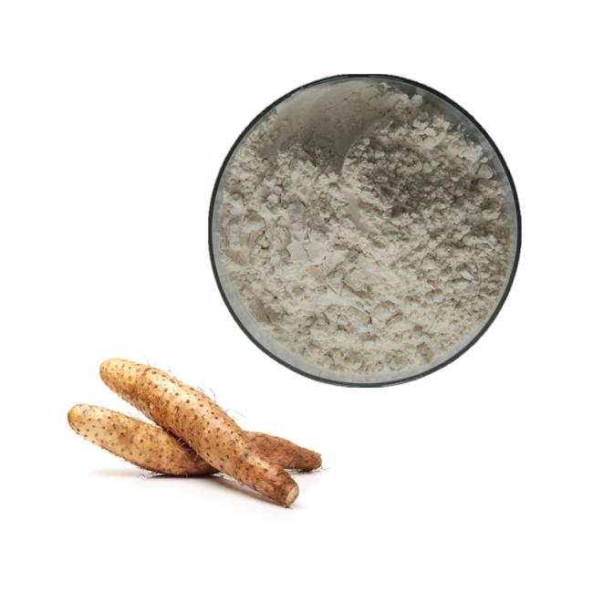 Natural Organic Wild Yam Root Extract Powder Diosgenin  20% Common Yam Rhizome Extarct