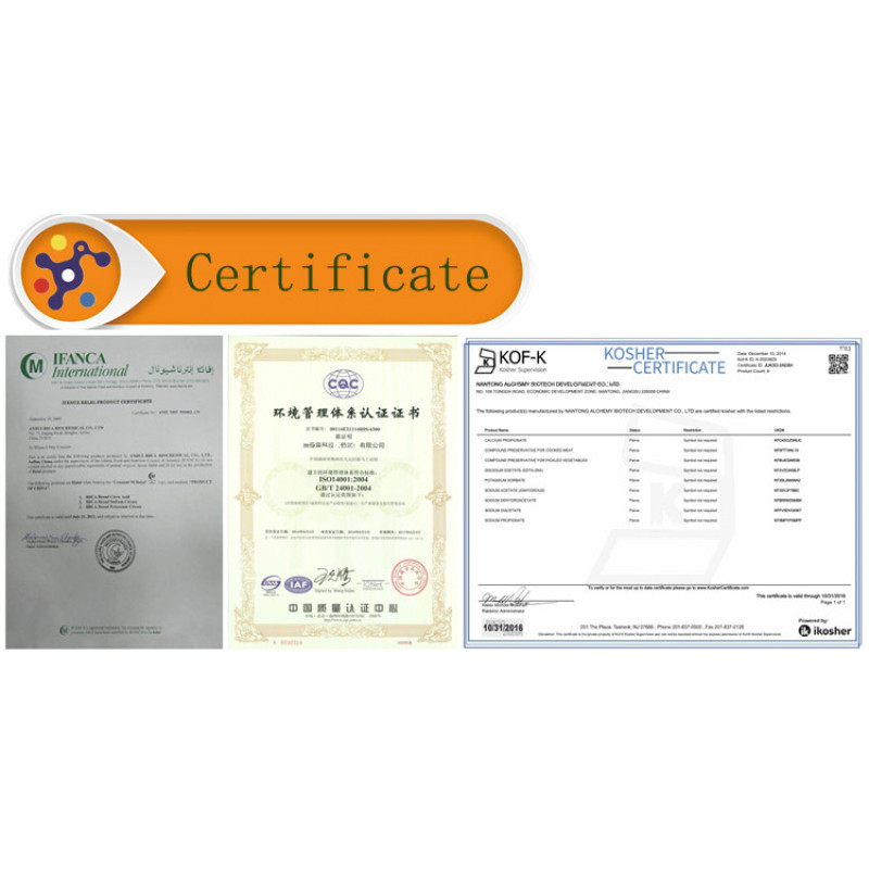 Deacetylation Degree 85% 90% 95% Chitosan