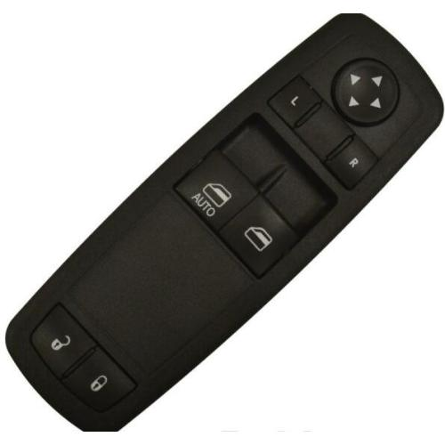 POWER WINDOW SWITCH  68110870AB  For Dodge Grand Caravan and Chrysler Town  Country s 2012 - 2017