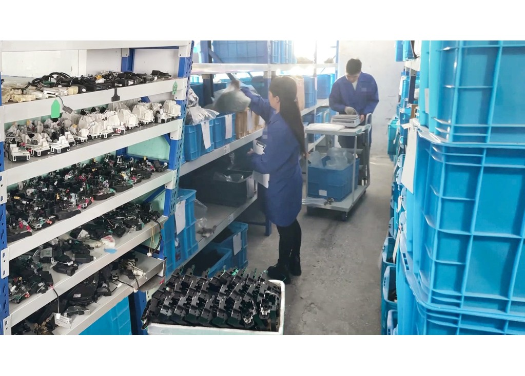 Visiting a Lock Actuator Factory with OEM Standard