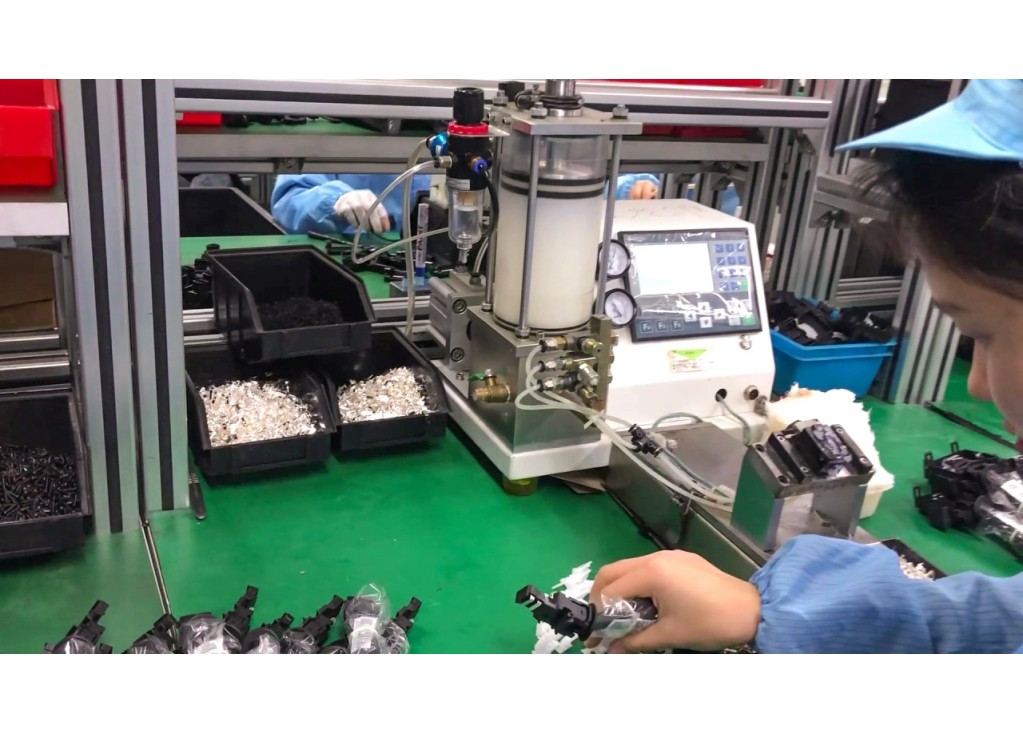 Visiting a Power Window Switch Factory: From Production to QC (Part 1 Mould and Assembly Workshop)