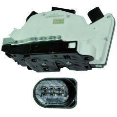 Lock Actuator  Rear Left  5N0 839 015D For Tiguan(09-14)CC(09-15)Scirocco(09-14)Amarok(10-12)Audi A1(11-14)Skoda Superb(11-15)Seat Ibiza(09-12)