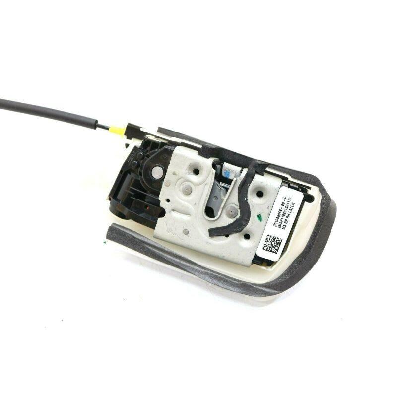 Door Lock  Rear Right  1068969-00-F For Model 3(17-21)