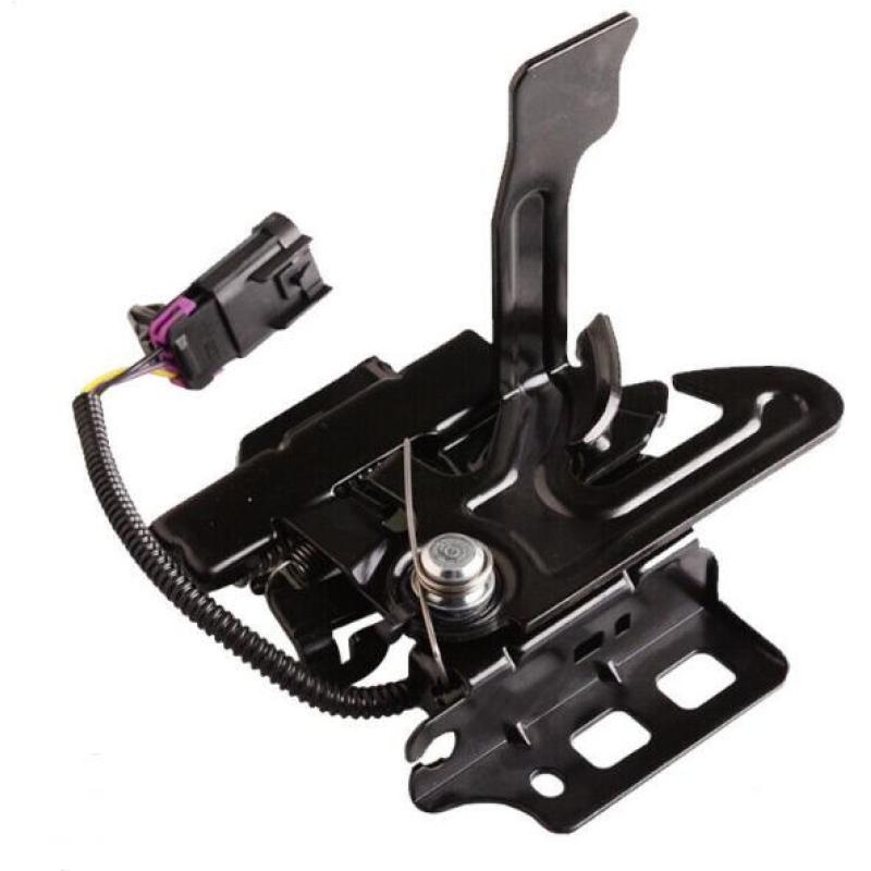 lock Actuator  Hood Latch Assembly   15139168  For Cadillac Escalade 2007-2014Cadillac Escalade ESV 2007-2014Cadillac Escalade EXT 2007-2013Chevrolet Avalanche 2007-2013Chevrolet Silverado 1500 2007-2013Chevrolet Silverado 1500 HD 2007Chevrolet Silv