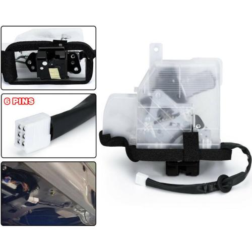 Lock Actuator  Tailgate Lock Latch Lift With Motor  69110-35090 For Toyota 4RUNNER 03-09