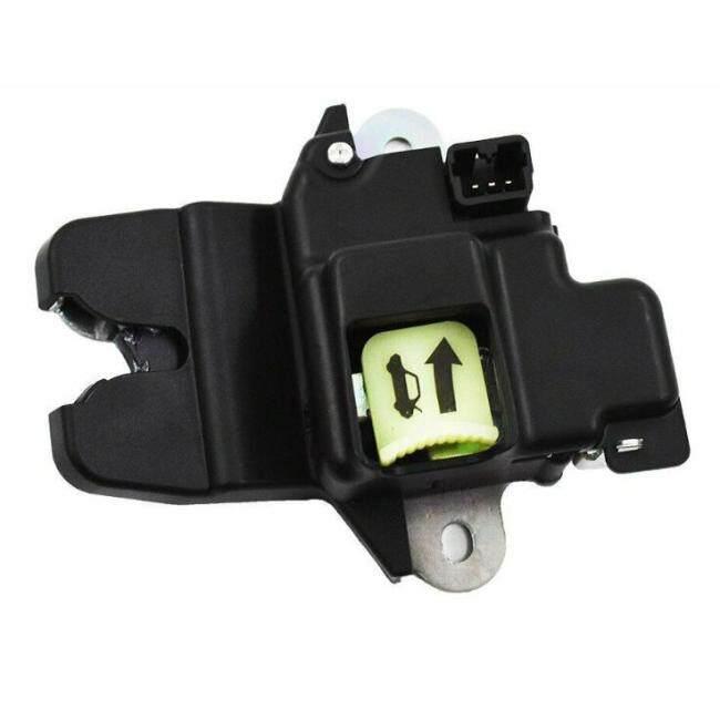 Lock Actuator  Trunk with Motor  81230-3X010 For Elantra Sedan 2011-2014Kia Forte 2013-10Kia Forte Koup 2013-10