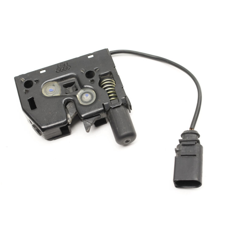 Lock Actuator  Hood Latch  4H0 823 509C For A8(10-14)