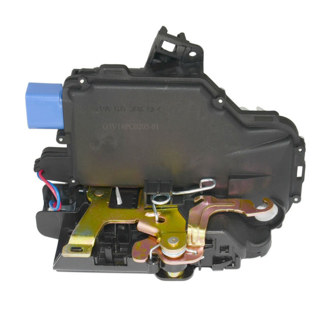 Lock Actuator  Front Left  5J1 837 015 For Skoda Fabia(06-14) Fabia Combi(07-14)Skoda Roomster (06-15)