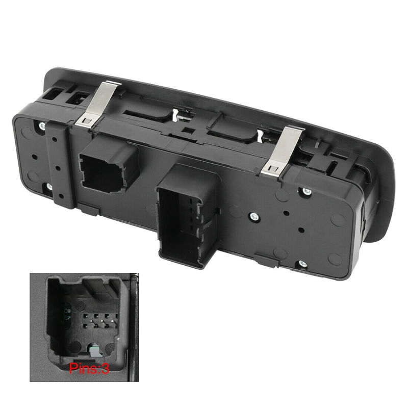 POWER WINDOW SWITCH  4602536AD  For 2008-2012 Chrysler Town  Country     Dodge Grand Caravan   2012 Ram C VDODGE
