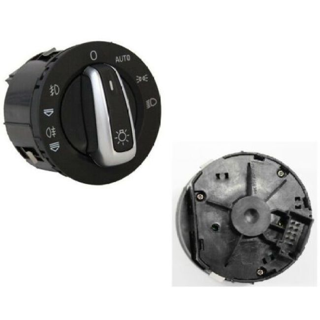 Head lamp Switch  4F1941531E For Audi A6L C6