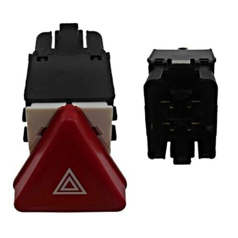 Hazard Warning Switch   1K0953509A For VW Jetta Sagitar Golf MK5 Rabbit GTI