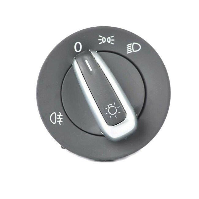 Head Lamp Switch  3C8941431B For VW GOLF MK6 T5 PASSAT TIGUAN