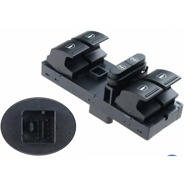 Window Lifter Switch  7L6959857E  For 2006-2010 VW Touareg