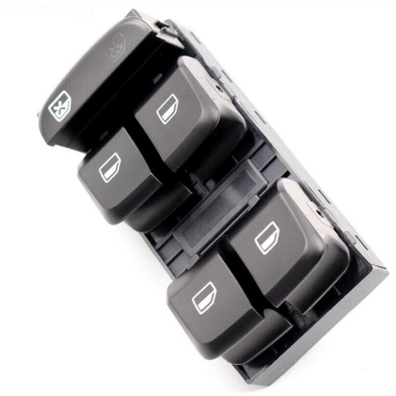 Power Window Switch  8K0959851D  For  Audi A4 2008 2015AUDI Q5 2008 AUDI A5 2009 2017