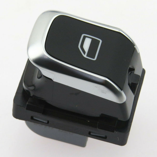 Power Window Switch  4H0959855A  For  AUDI A6 2011 AUDI A7 2010  AUDI A8 2020 AUDI Q3 2011