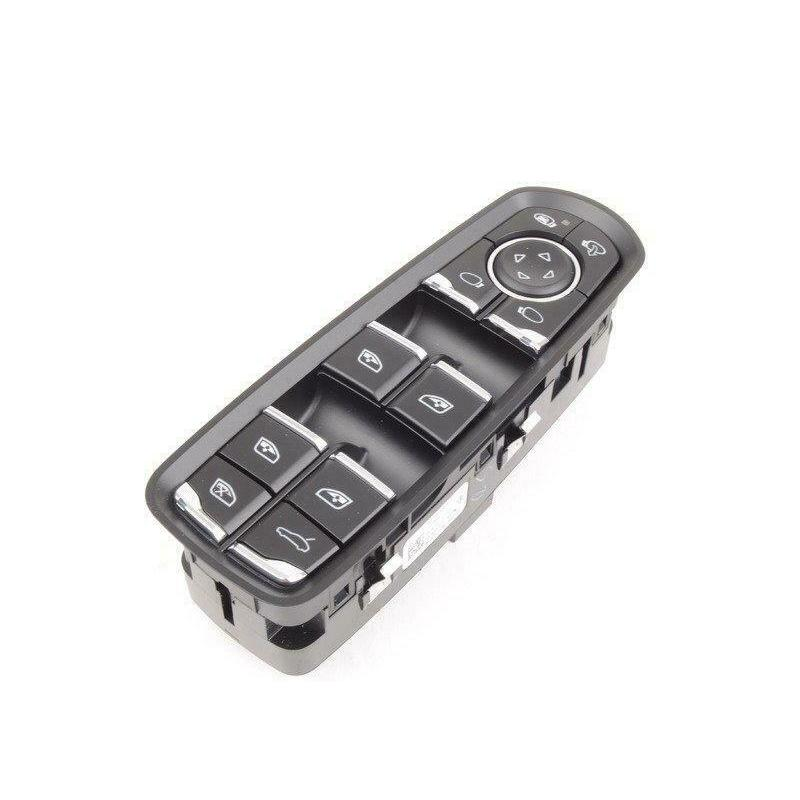 power window switch  7PP959858AEDML  For  Porsche Panamera Cayenne 2011 2016