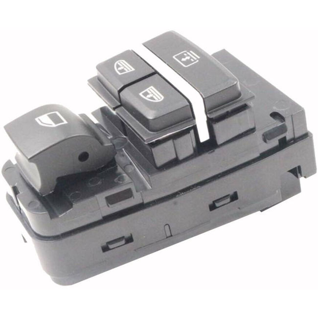 power window switch  61319352183  For  BMW 535I GT 2010 2013BMW 550I 2014BMW 550I GT 2010 2013BMW 640I 2014 2019BMW 650I 2014 2019BMW 740I 2011 2015BMW 740LI 2011 2015BMW 750I 2009 2015BMW 750LI 2009 2015BMW 760LI 2010 2015