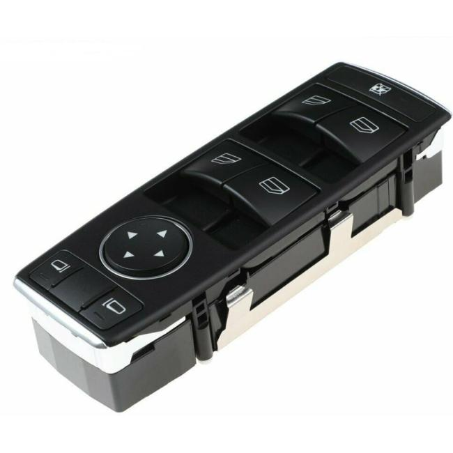 power window switch  1669054300  For MERCEDES BENZ B ELECTRIC DRIVE 2014 2015MERCEDES BENZ B250 2013 2017MERCEDES BENZ B250E 2016 2017MERCEDES BENZ CLA250 2014 2017MERCEDES BENZ CLA45 AMG 2014 2017MERCEDES BENZ GL350 2013 2016MERCEDES BENZ GL450 201