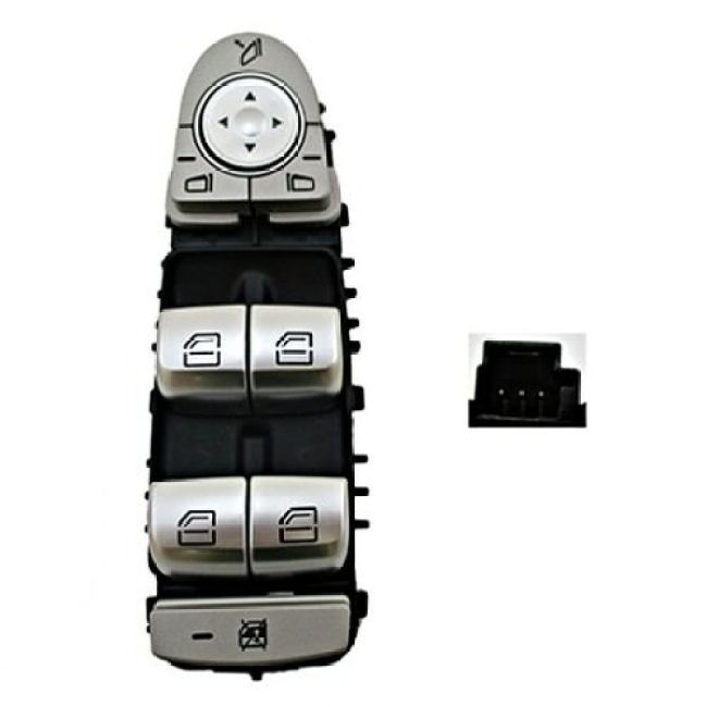 power window switch  2229052004  For MERCEDES BENZ Classe S Berline W222, V222, X222 2013