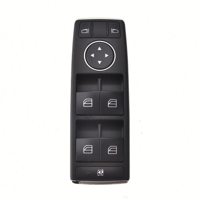 power window switch  A2049055302  For 2008 2009 MERCEDES BENZ C230 4MATIC SEDAN 4 DOOR2008 2009 MERCEDES BENZ C230 BASE SEDAN 4 DOOR2010 2012 MERCEDES BENZ C250 4MATIC SEDAN 4 DOOR2012 2013 MERCEDES BENZ C250 BASE COUPE 2 DOOR2010 2012 MERCEDES BENZ C