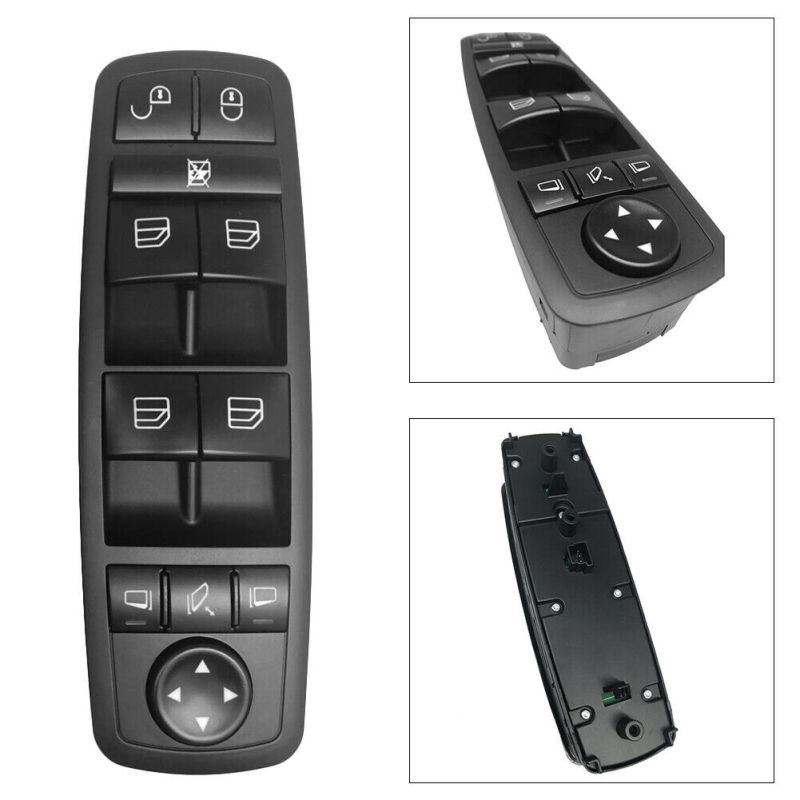 power window switch  A1698206610  For  Mercedes A160Mercedes A180Mercedes A200