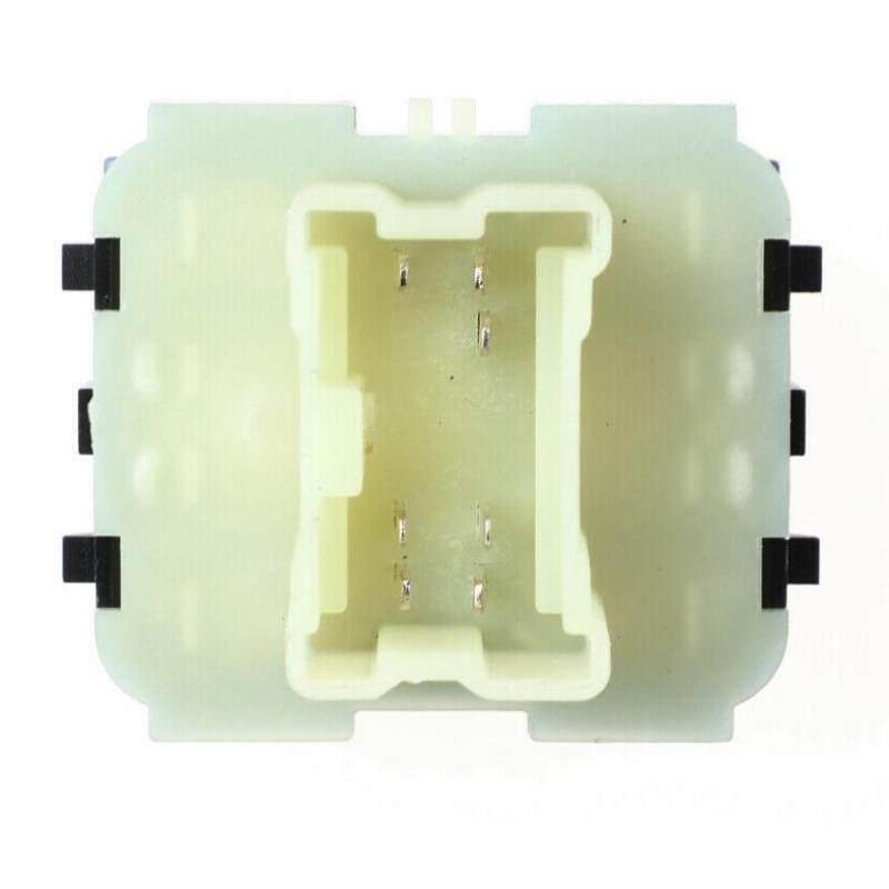 power window switch  254118044R  For  RENAULT  CLIO  Mod 09 12  08 16