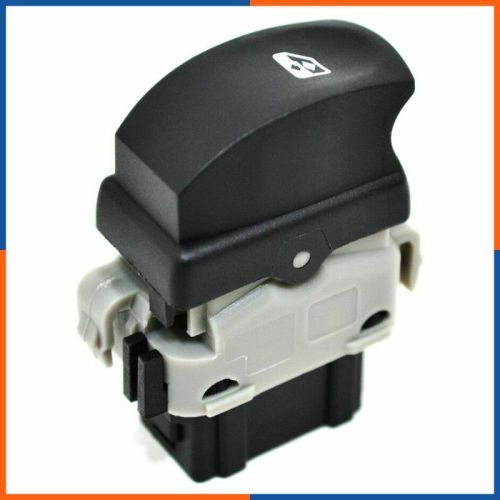 power window switch  8200002451  For  RENAULT LAGUNA II Light  Orange6 Pin