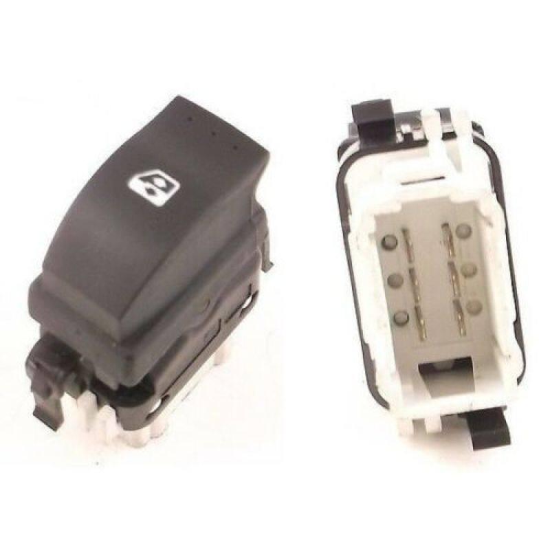 power window switch  8200060046  For  RENAULT  CLIO  Mod 05 01  08 05