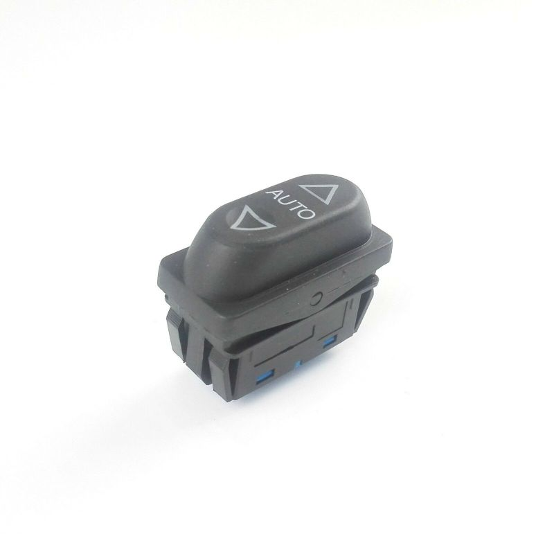 power window switch  8601003AA  For  PEUGEOT 206SAMANDLight  orange or blue5 Pin