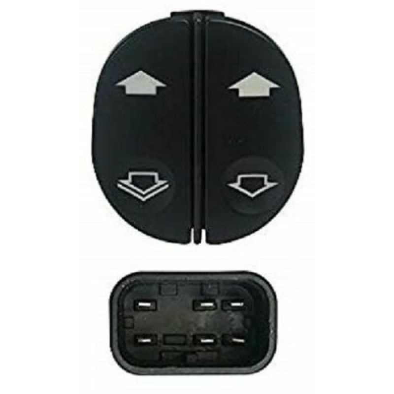 power window switch  6S6T15529AB  For FORD FIESTA MK7 2005 2008