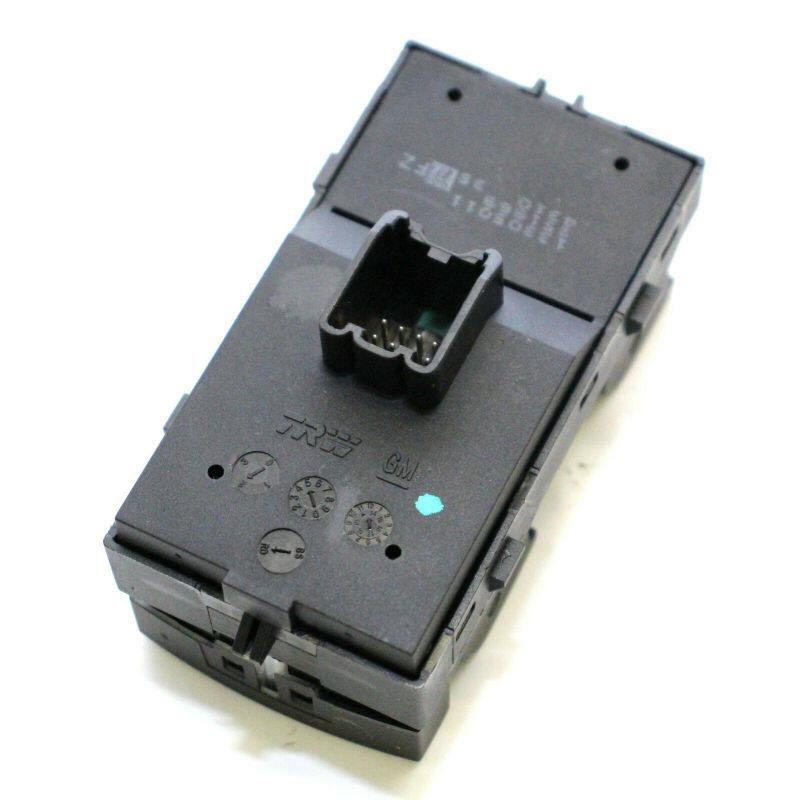 POWER WINDOW SWITCH  20830828  For G M -Prisma ONIX Spin Cobalt Cruze CHEVY