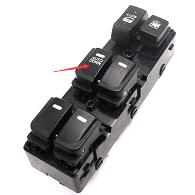 power window switch  935700Q000M5  For HYUNDAI Elantra,