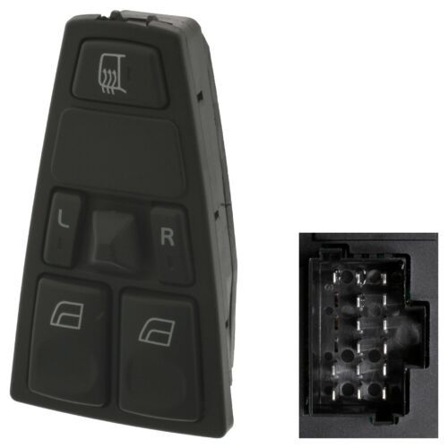 power window switch  20752917  For  VOLVO FH FMLight  Red 18 Pin