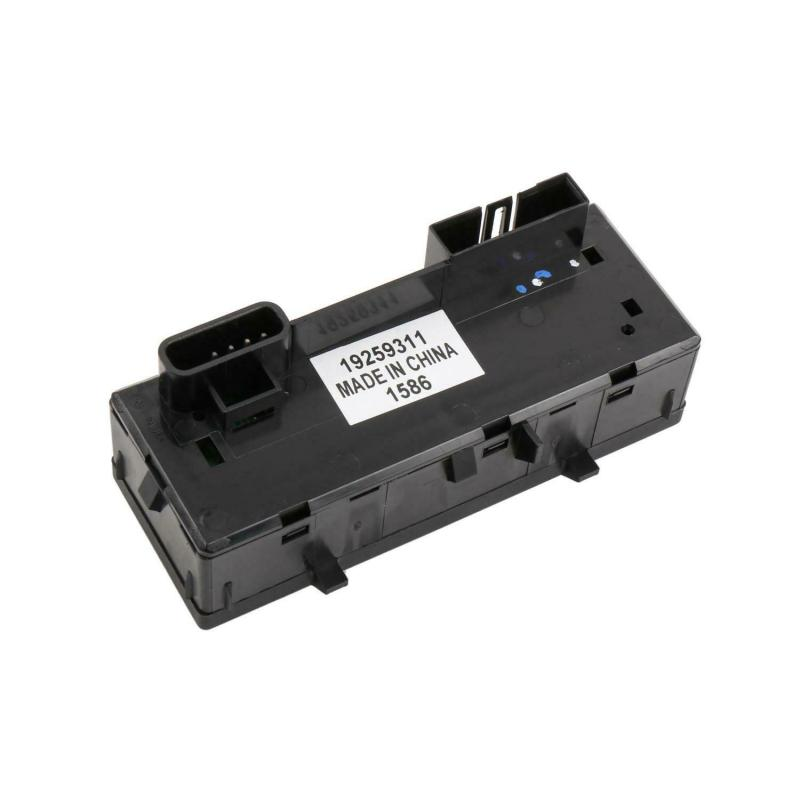 Transfer Case Selector Dash Switch   15164518 For 2003-2006 GMC Chevrolet Cadillac