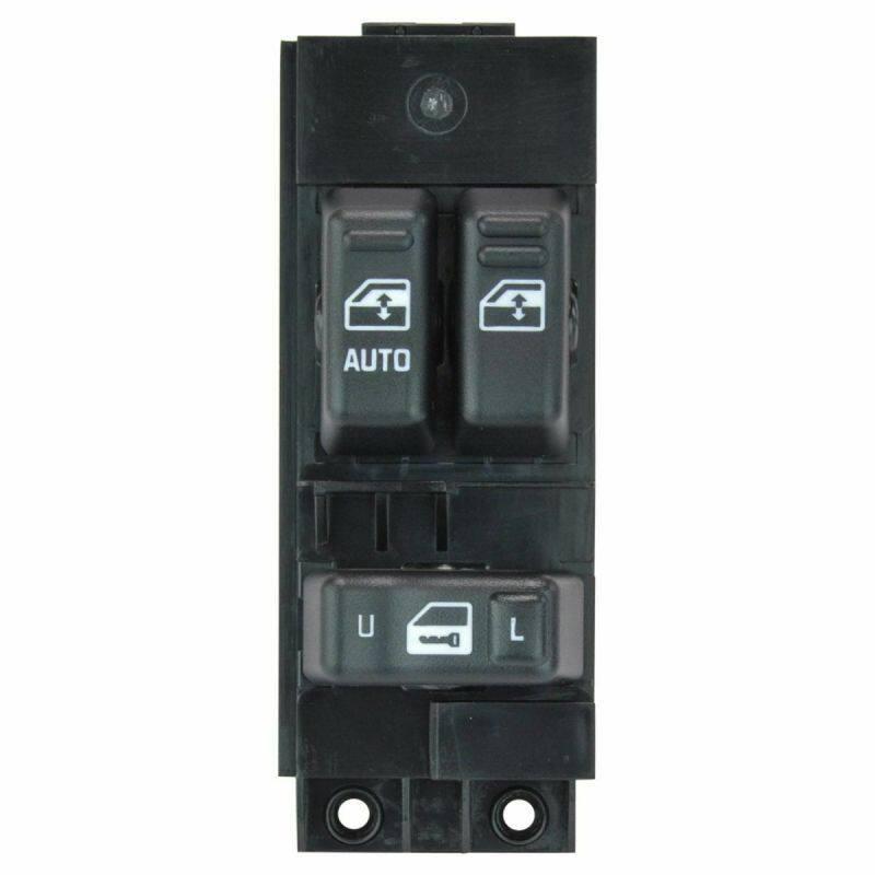 POWER WINDOW SWITCH  15054161  For Chevrolet Silverado 1500 2500 3500 2000-2002  GMC Sierra 1500 2500 3500 2000-2002