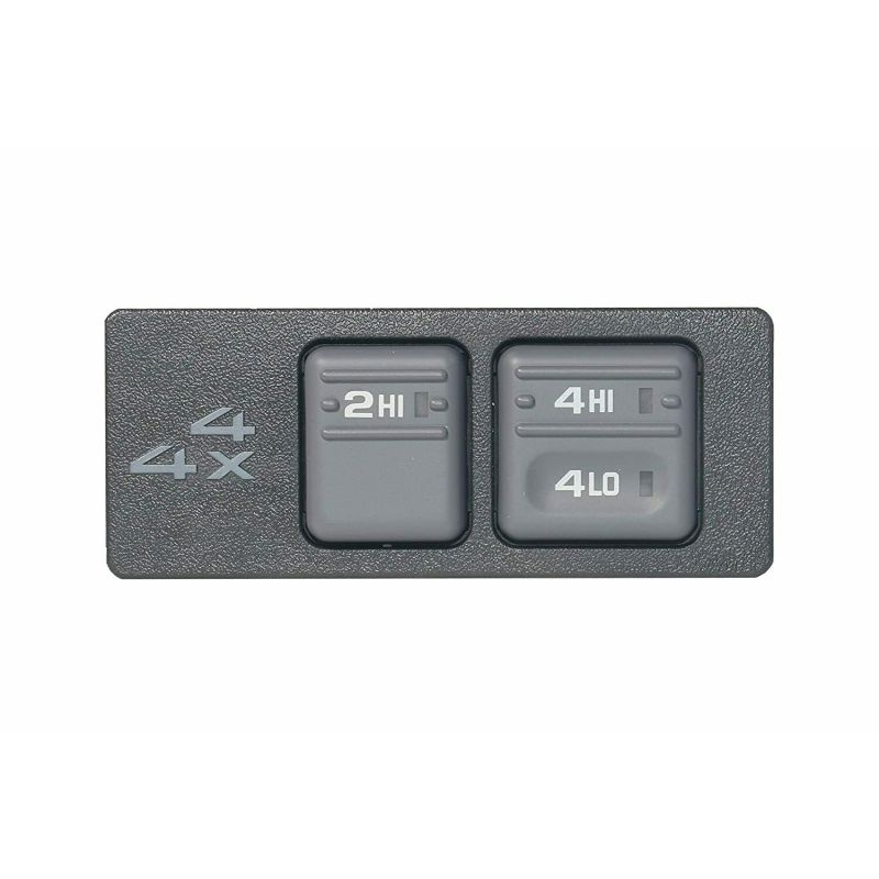 4X Switch  15969707 For 1996-1999 Chevrolet K1500 K2500
