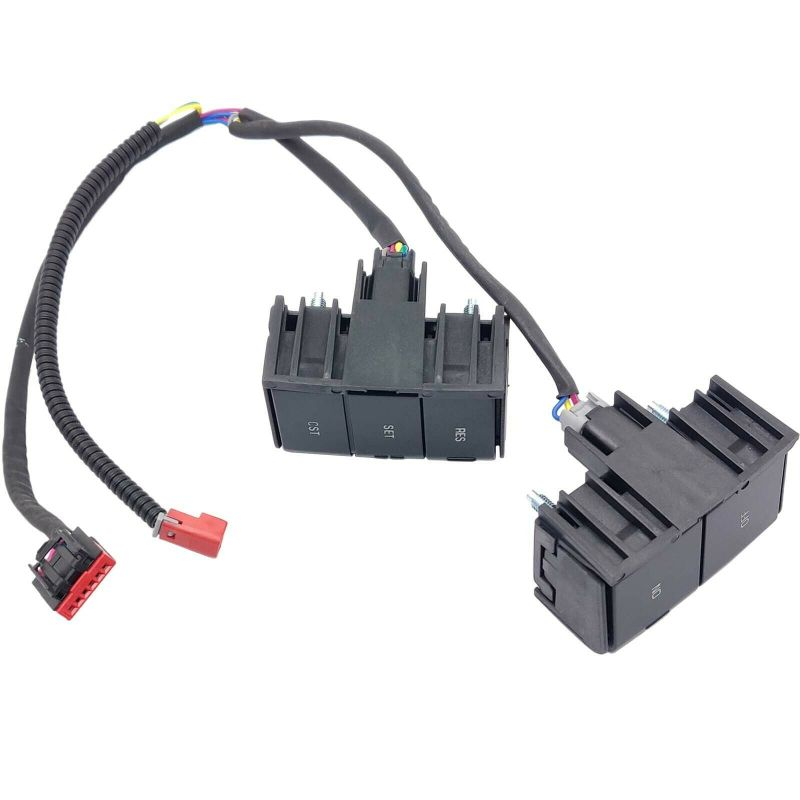 Steering Wheel Cruise Control Switch  4L3Z9C888AAJ For FORD F-150   LINCOLN MARK LT 2004-2013