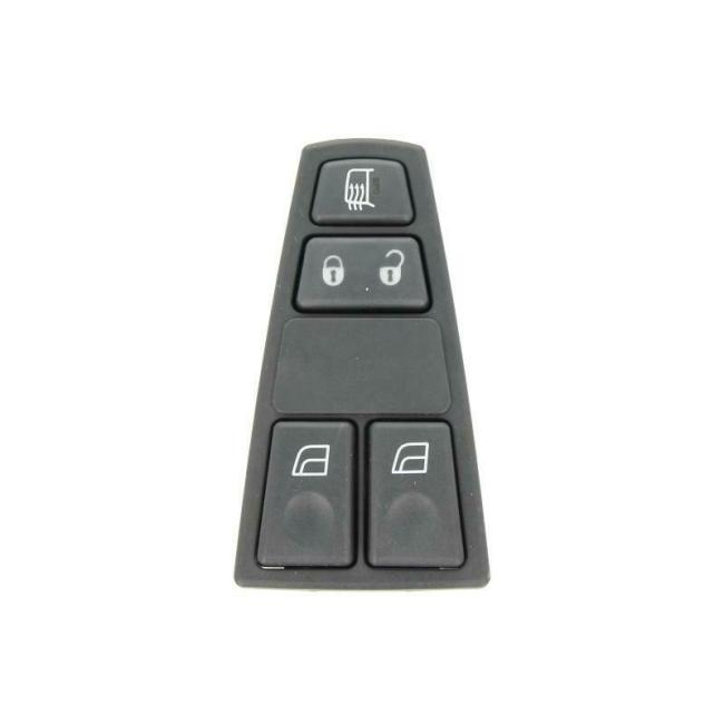 POWER WINDOW SWITCH  20752915  For    VOLVO FH 12 2001-2005  FH 16 2003-2006  FM 9 2001-2005  FM 12 2001-2005  FH FM 2005-2012  NH 12