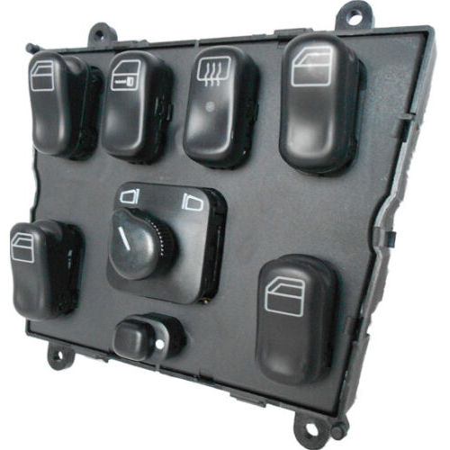 Master POWER WINDOW SWITCH  1638206610  For  BENZ M B W163 ML55 AMG  ML320 ML430
