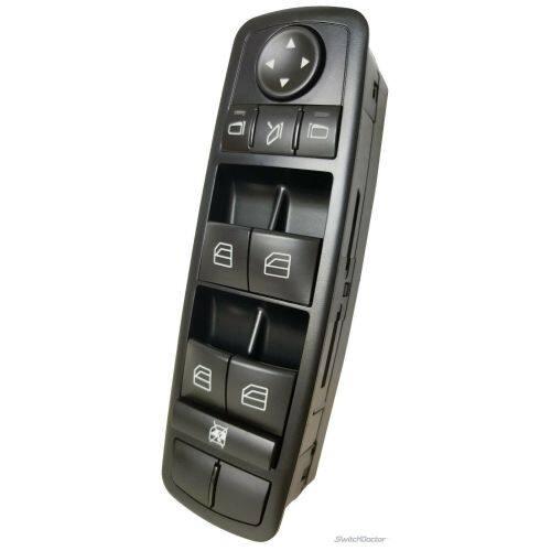 POWER WINDOW SWITCH  2518300290  For Mercedes-BENZ M B W164 GL320 GL350 GL450 GL550 ML320 ML350 ML450 ML500 ML550 ML63 R320 R350 R500 R63