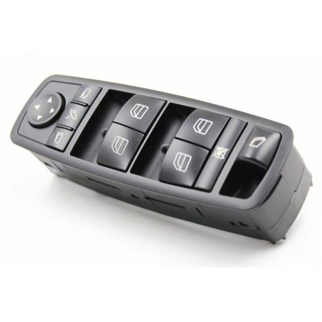 POWER WINDOW SWITCH  A2518300590  For  BENZ M B ML350 W251  X164 GL450 R350 R280 R500 R320 ML63 ML320 GL320 GL450