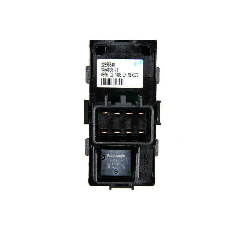 POWER WINDOW SWITCH  22895548  For 13-16 GMC Acadia