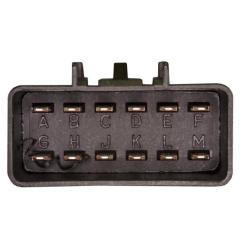 Seat Switch  12450166 For GM
