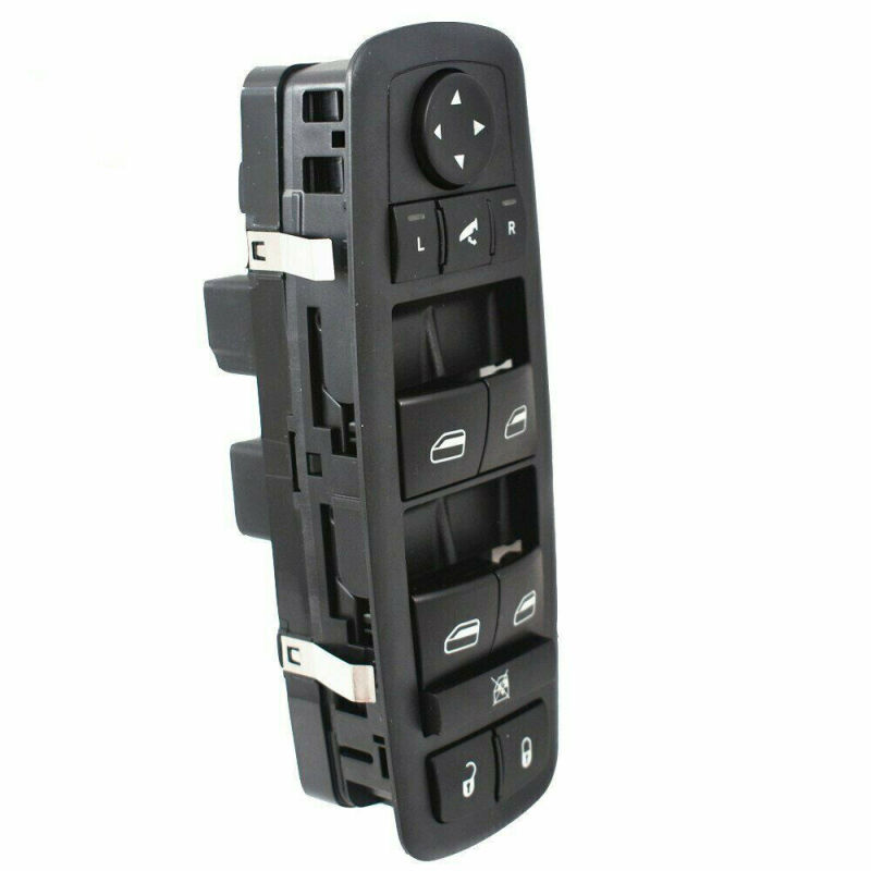 POWER WINDOW SWITCH  4602534AF  For  2008-11 Chrysler Town  Country                 2008-11 Dodge Grand Caravan                         2009-10 Dodge Journey                              2007 -10Dodge Nitro                                  2008-12 Jeep L